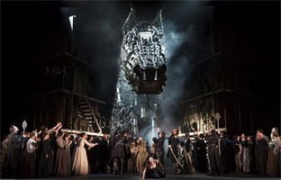 Les troyens, The Royal Opera, June 2012. Photograph: Bill Cooper