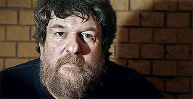 Oliver Knussen at a rehearsal with the Birmingham Contemporary Music Group. Photo: Guardian/David Sillitoe