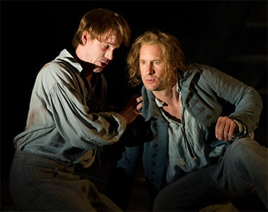 Billy budd the story of a tragic hero
