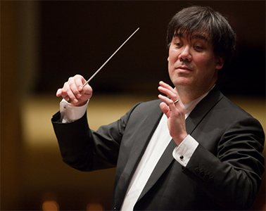 Alan Gilbert. Photograph: Chris Lee