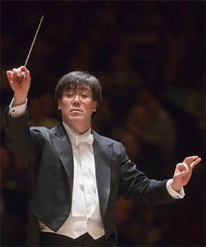 Alan Gilbert. Photograph: Michael J. Lutch