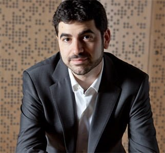 Michael Brown. Photograph: www.concertartists.org