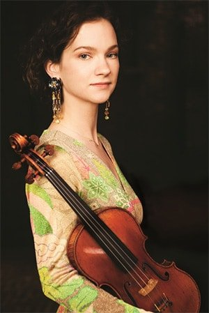 Hilary Hahn. Photograph: © Michael Patrick O'Leary