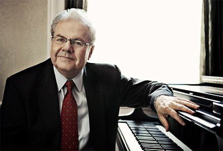 Emanuel Ax. Photograph: © Marie Mazzucco / Sony Classical