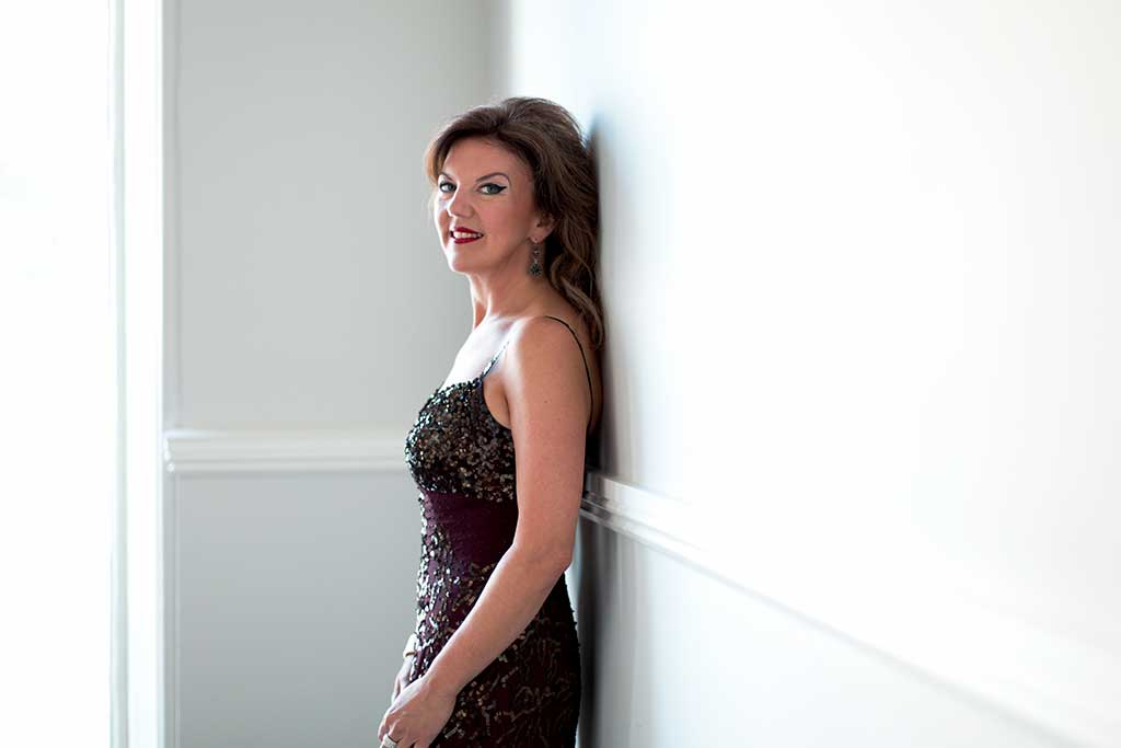Tasmin Little. Photograph: B Ealovega