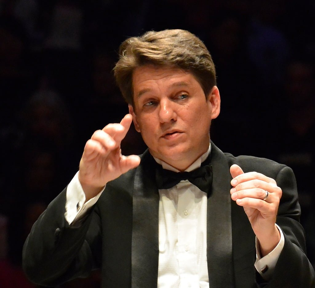 Keith Lockhart. Photograph: Stu Rosner
