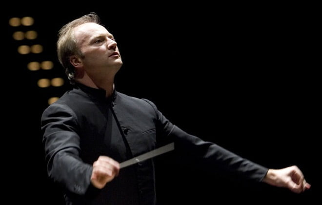 Gianandrea Noseda. Photograph: © Ramella & Giannese