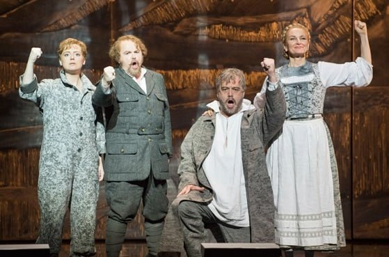 Welsh National Opera's production of Rossini's Guillaume Tell
