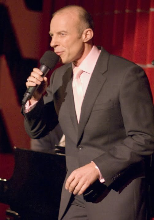 Gary Williams at Crazy Coqs