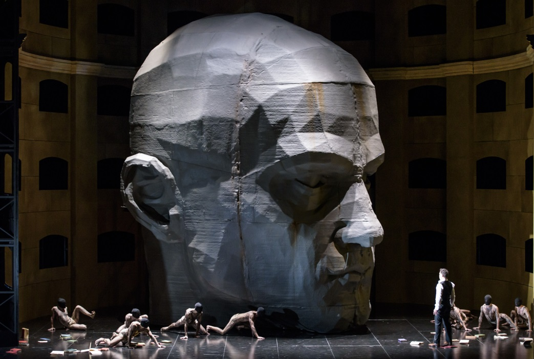 Szymanowski's King Roger at The Royal Opera, May 2015Photograph: Bill Cooper
