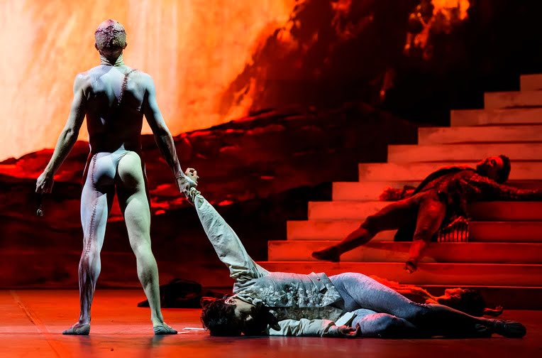 The Royal Ballet Liam Scarlett S Frankenstein Www