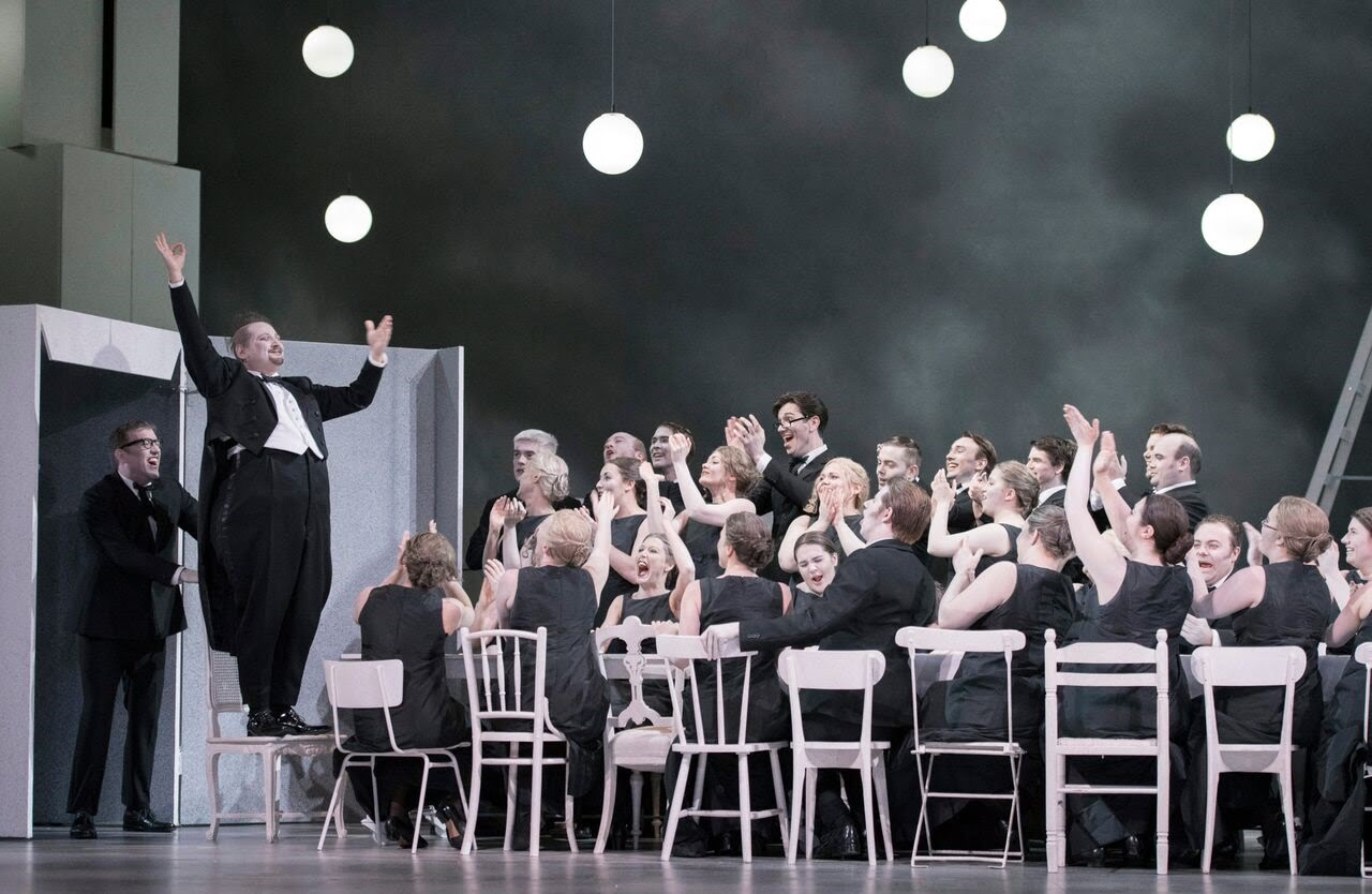 Glyndebourne Festival's production of Berlioz's Béatrice et BénédictPhotograph: Richard Hubert Smith