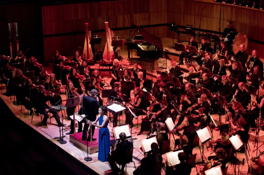 The Philharmonia Orchestra at the Royal Festival Hall, 25 Sept 2016Photograph: Camilla Greenwell