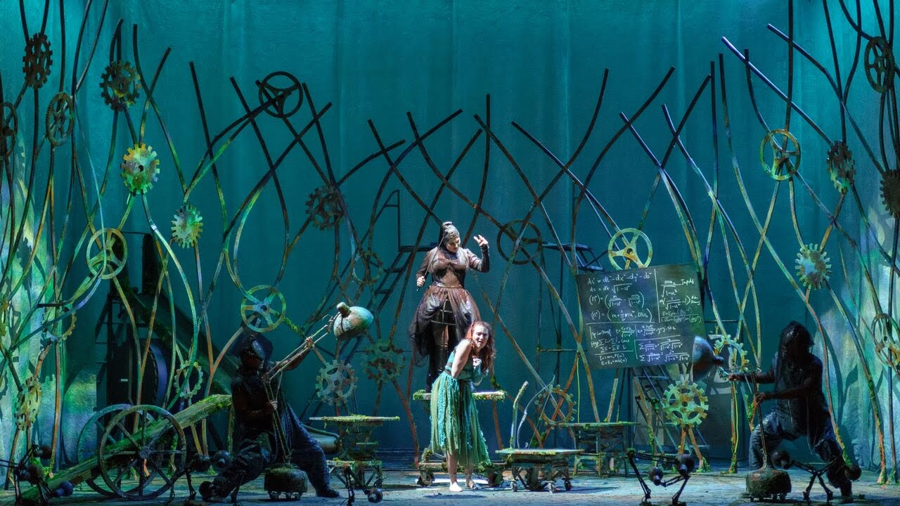 English Touring Opera at Hackney Empire – Cavalli's La CalistoPhotograph: Jane Hobson