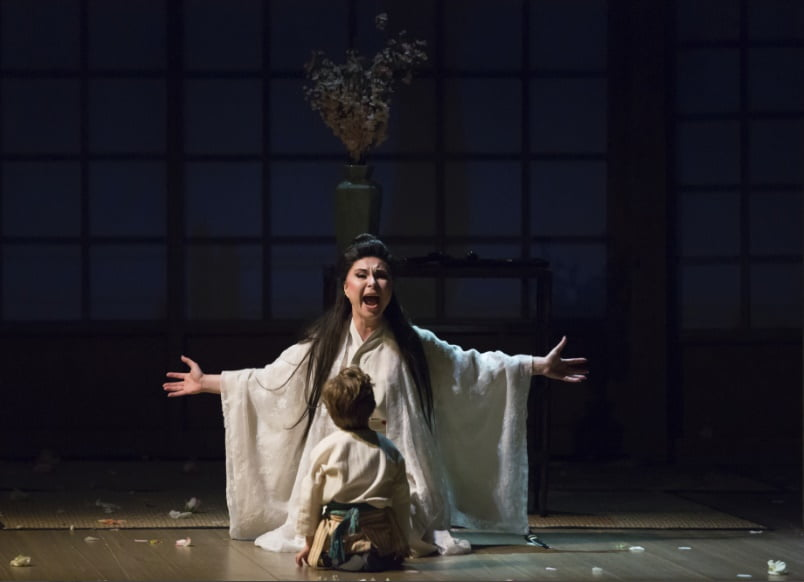 Palm Beach Opera's production of Puccini's Madama ButterflyPhotograph: Bruce Bennett
