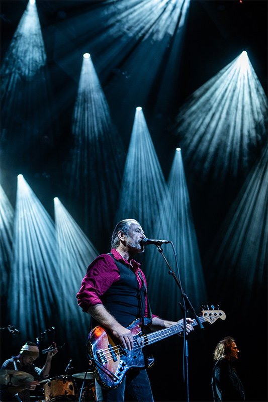 The Church's Steve Kilbey, Robert Smith's Meltdown festival, Royal Festival Hall, Southbank Centre, 15/06/18Photograph: Victor Frankowski Photography