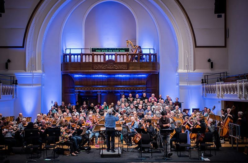 Chelsea Opera Group at Cadogan Hall for a previous performance