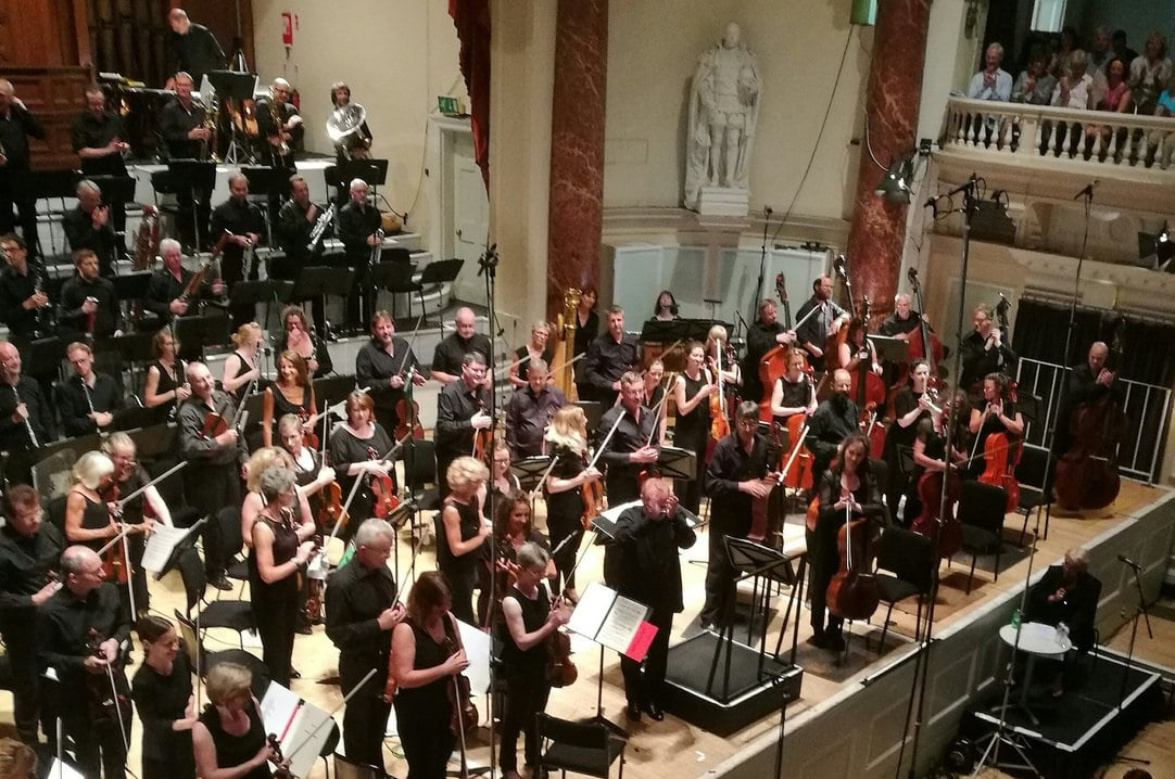 Cheltenham Music FestivalBBC National Orchestra of Wales with Martyn BrabbinsPhotograph: @cheltfestivals