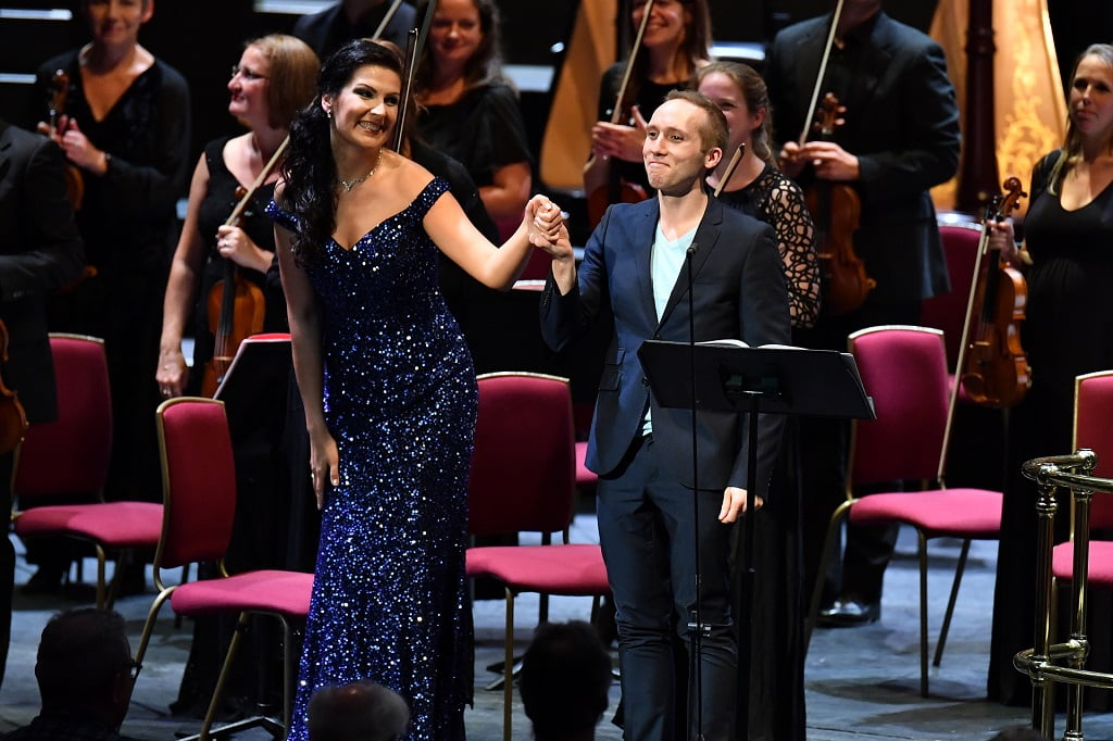 Prom 62: Royal Liverpool Philharmonic Orchestra, at BBC Proms 2018, with Adela Zaharia and Iain BellPhotograph: Chris Christodoulou / BBC