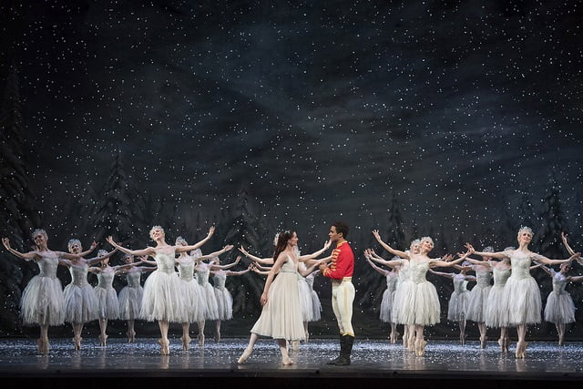 Artists of The Royal Ballet in The Nutcracker, The Royal Ballet © 2018 ROHPhotograph: Alastair Muir