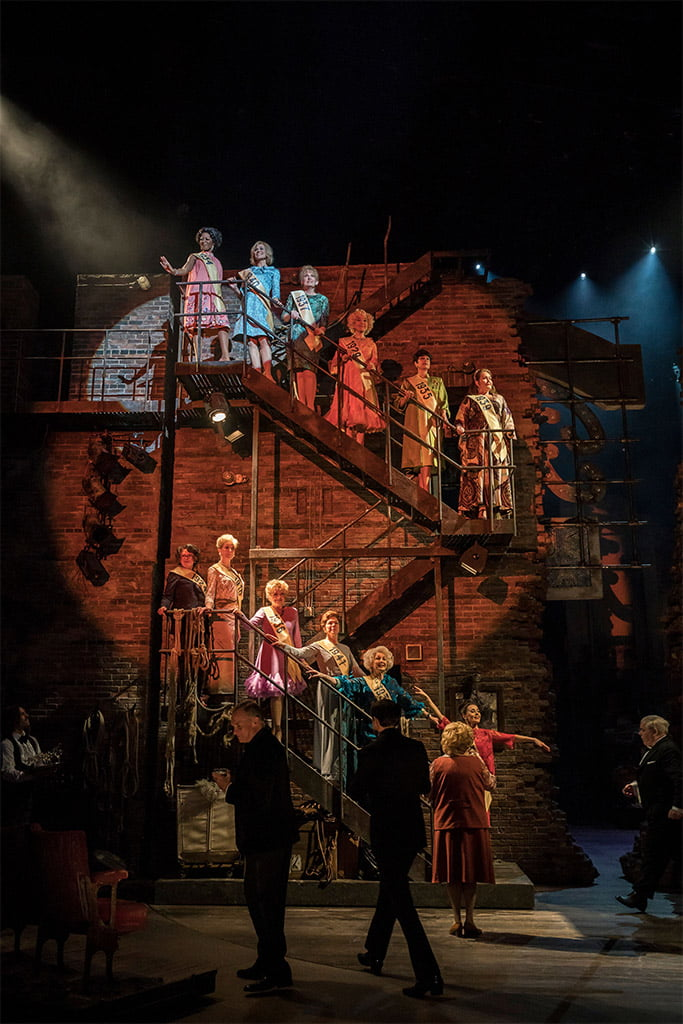 Stephen Sondheim's Follies at National TheatrePhotograph: Johan Persson