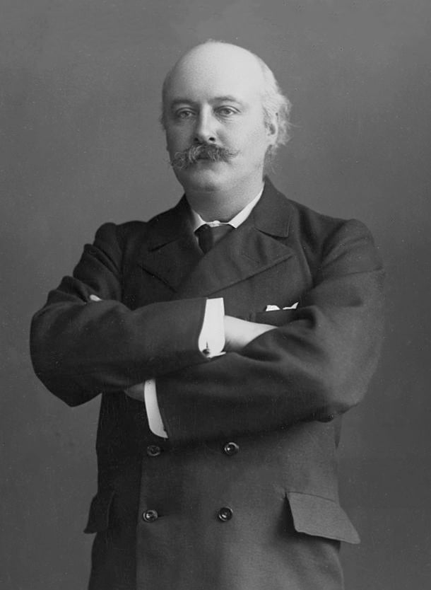 Sir Charles Hubert Hastings Parry, 1st Baronet (1848–1918)
