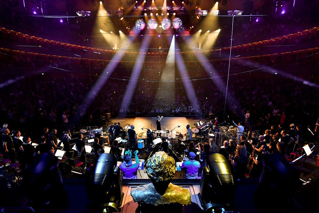 BBC Proms 2019's Prom 64The Breaks brought the Royal Albert Hall to life with breakdancing battles by Soul Mavericks and B-girls Terra and Eddie, as Jules Buckley led The Heritage Orchestra, with special guests Mattiel, Alice Russell and MadconPhotograph: Chris Christodoulou / BBC