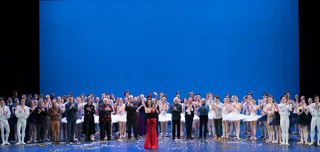 English National Ballet at London Coliseum – 70th-Anniversary GalaPhotograph: Bill Cooper