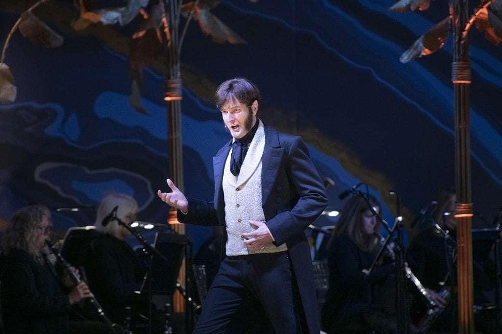 West Green House Opera – Tchaikovsky's Eugene Onegin Photograph: Jon Hobley