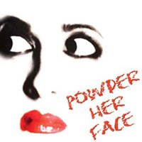 A poster for Thomas Adès's opera 'Powder her Face'