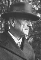 Jean Sibelius, who died 50 years ago