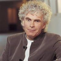 Sir Simon Rattle. Photograph: EMIclassics