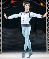 José Martin in 'Les Patineurs'. ©Johan Persson