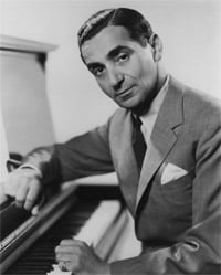 Irving Berlin. Photograph: The Irving Berlin Library