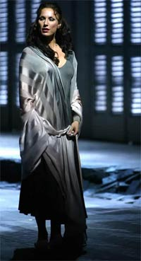 Nadja Michael as Salome in the 2007 production at La Scala