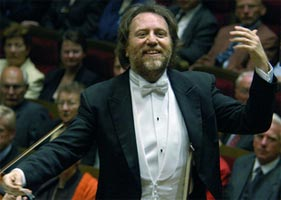 Riccardo Chailly. Photograph: Gert Mothes