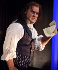 Bryn Terfel as Scarpia. Photograph: Catherine Ashmore
