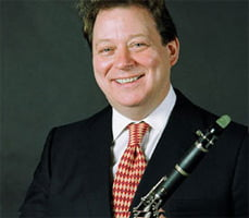Andrew Marriner. Photograph: LSO