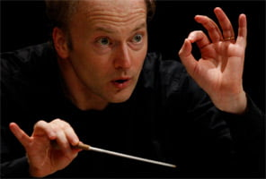 Gianandrea Noseda. Photograph: Jon Super