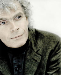 Sir Simon Rattle. Photograph: Mat Hennek EMI