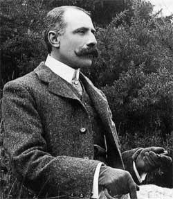 Sir Edward William Elgar, Bt, OM, GCVO (1857-1934)