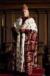 Dmitri Hvorostovsky as Simon Boccanegra (Metropolitan Opera, January 2010). Photograph: Marty Sohl