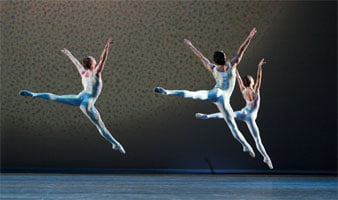 Voluntaries, The Royal Ballet. Photograph: Bill Cooper
