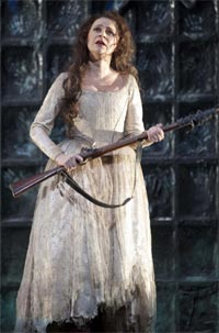 Ruxandra Donose as Donna Elvira (Don Giovanni, The Royal Opera, February 2012). Photograph: Mike Hoban
