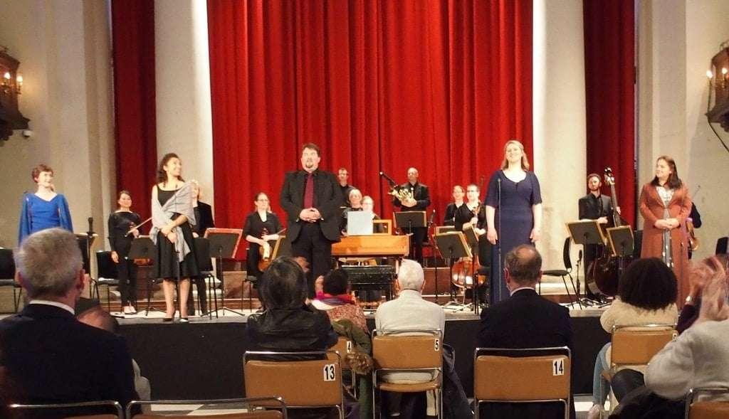 Bampton Classical Opera Gluck 'The Crown' St John's Smith Sq May 18, 2021