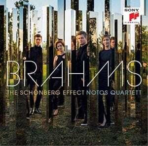 Brahms & Notos Quartett – The Schönberg Effect