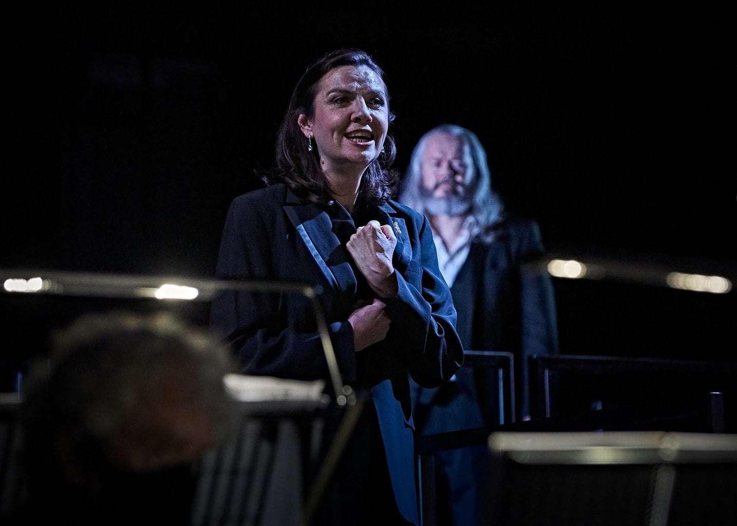 Longborough Festival Opera – Richard Wagner's Die Walküre. Photograph: Jorge Lizalde