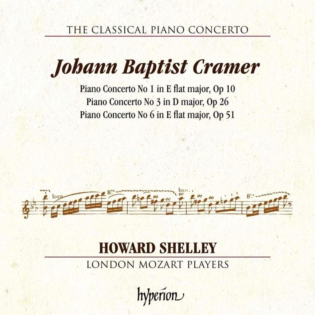 Cramer Piano Concertos