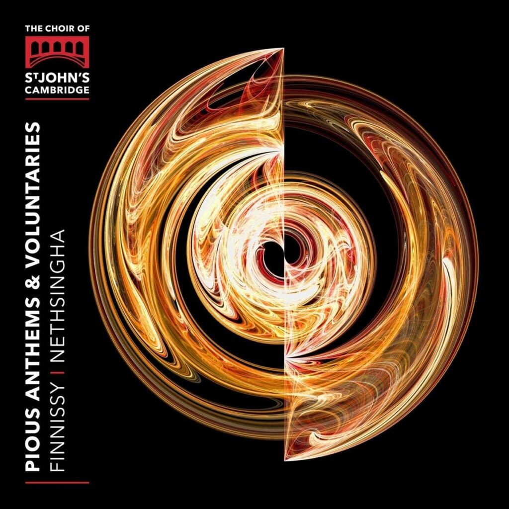 Finnissy - Pious Anthems & Voluntaries