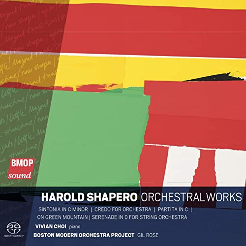 Harold Shapero: Orchestral Works